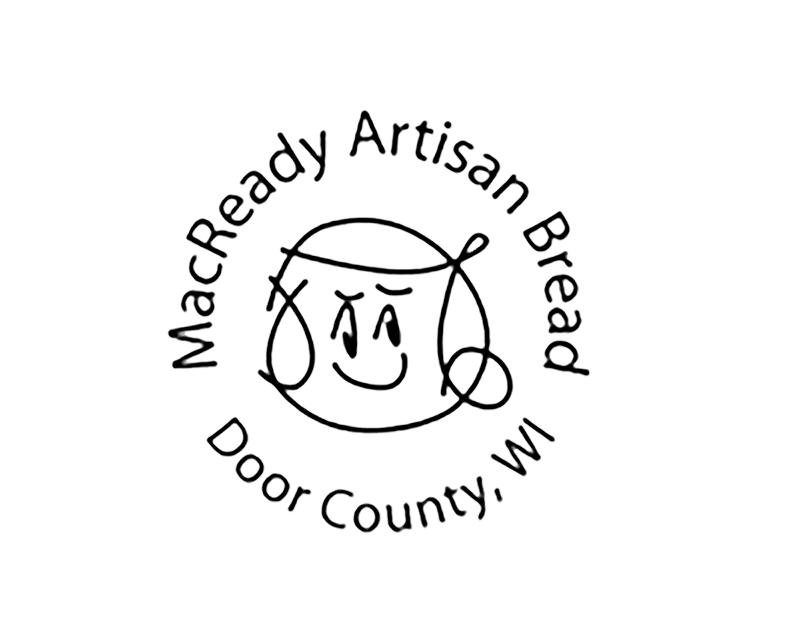 MacReady Artisan Bread Company- Logo